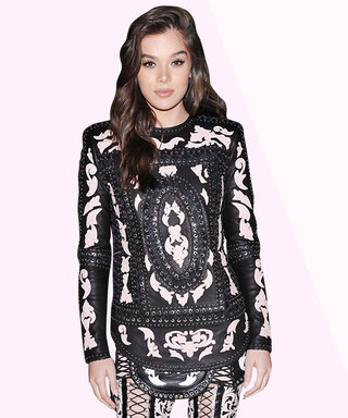 I Don't Know What Hailee Steinfeld Is Wearing But I Love It