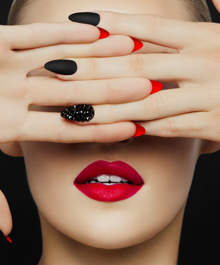 These Press-On Nails Rival Kylie Jenner's Stiletto Manicures