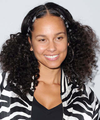 Alicia Keys's New Braids Look Like the Prettiest Summer Sunset