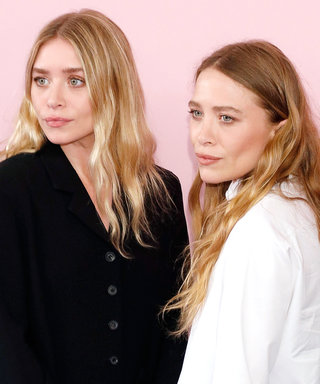 Mary-Kate and Ashley Olsen's Bridesmaids Dresses Look Like They Came Out of a Painting
