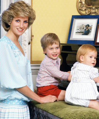Prince William and Prince Harry Released Private Childhood Photos with Princess Diana