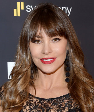 Daily Beauty Buzz: Sofia Vergara's Matte Red Lip