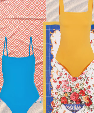 Matching Swimsuits and Towels To Upgrade Your Beach Instagrams