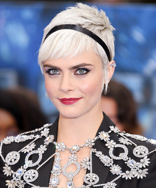 Cara Delevingne Proves the Pixie Cut Can Be Versatile