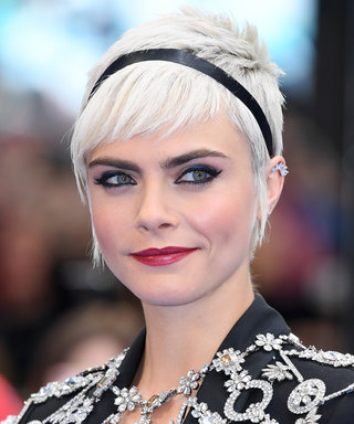 Here's a Teaser of Cara Delevingne's New Music Video Because She's a Singer Now