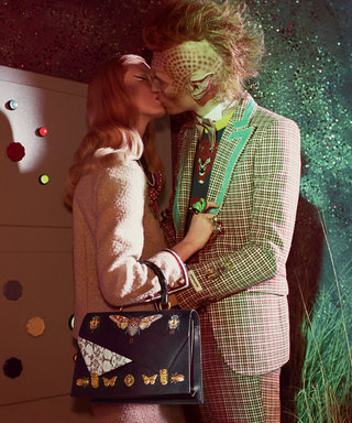 Gucci's New Sci-Fi-Inspired Campaign Has Aliens, Dinosaurs, Robots, and Monsters Who Model