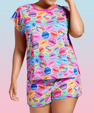 Lisa Frank Now Makes Pajamas—and You Can Buy Them at Target