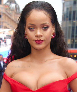 "In ""Duh"" News, Rihanna Styled a Bathing Suit Coverup With Fur and Diamonds"