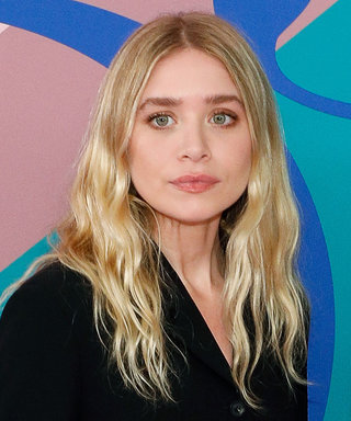 Ashley Olsen's Hot Pink Trousers Are SO New York Minute