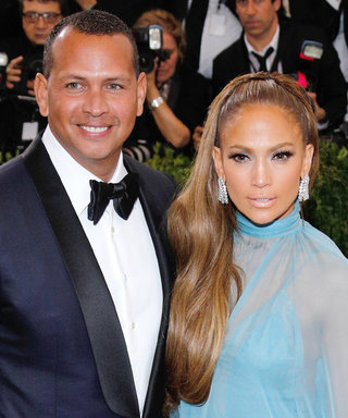 It Looks Like J.Lo's Son Approves of Her New Beau