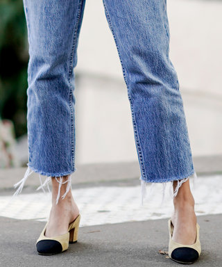 The Flattering Shoe Detail That Will Never Go Out of Style