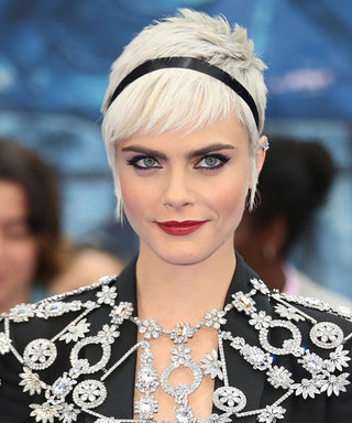 Cara Delevingne's Solo Music Video Is Here—with All Kinds of Hair Changes