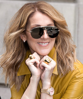 You Guys, Céline Dion Has the Best Sunglasses Collection