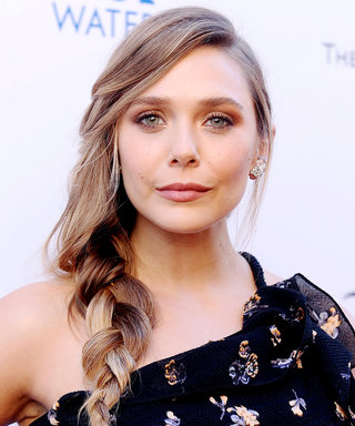 Daily Beauty Buzz: Elizabeth Olsen's Loose Braid