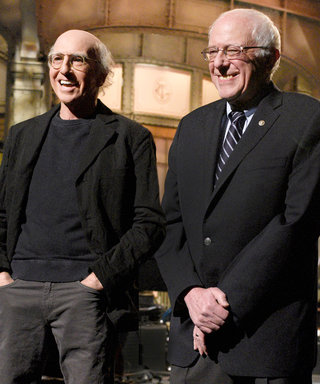 Larry David and Bernie Sanders Are Legitimately Related