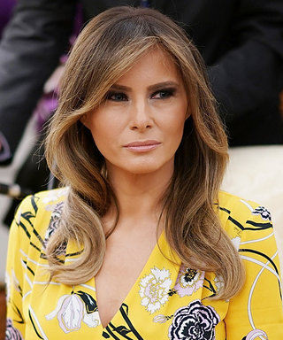 Melania Trump Says She Wants to Spend the Holidays on a Deserted Island