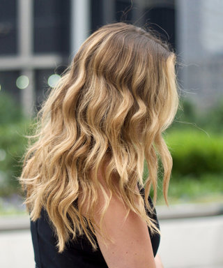 I Wash My Hair Once a Week—and It's Never Looked Better