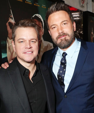 Ben Affleck and Matt Damon Team Up for a Hot New Drama Series