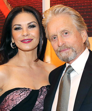 Catherine Zeta-Jones and Michael Douglas Get Their PDA On in Steamy TBT