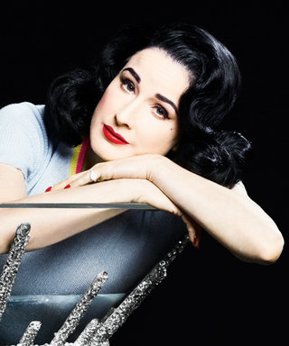 Ageism Won't Keep Burlesque Star Dita Von Teese from the Stage