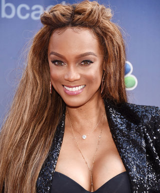 """Tyra Banks Transformed into a Sexy Tigerto """"Break the Internet""""and We Can't Look Away"""