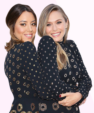Twinning: Aubrey Plaza and Elizabeth Olsen Make Genius Red Carpet Choice