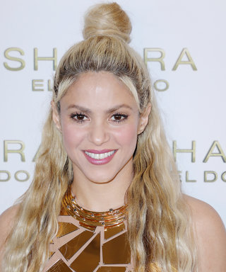 Shakira Debuts New Hair Color, Is Fire