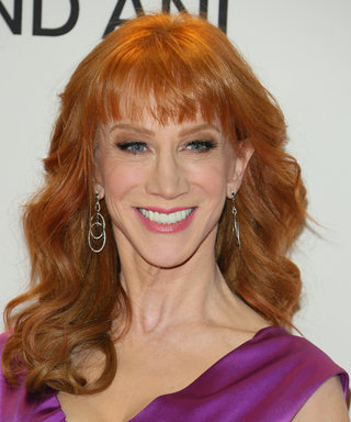 Kathy Griffin Shaved Her Head For The Best Possible Reason