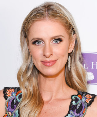 Pregnant Nicky Hilton Wears a Fabulous Pink Coat in N.Y.C.