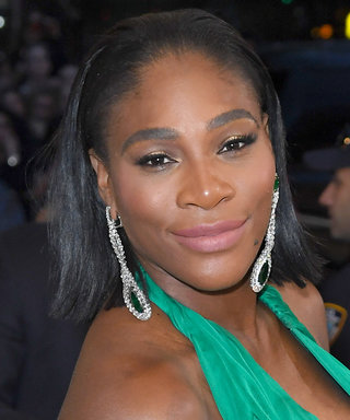 Serena Williams Revealed the Too-Cute Meaning Behind Her Daughter's Initials