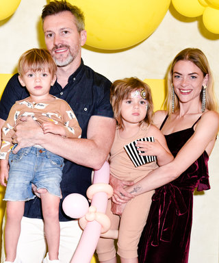 Jaime King's Two Toddlers Wore Matching Outfits on Their Family Outing