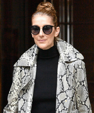 Celine Dion Is Wearing So. Much. Python Print All at Once