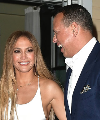 Let J.Lo and A-Rod Show You How to Dress for a Summery Birthday Dinner
