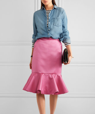 The Prettiest Ruffle Skirts That You Can Buy Right Now