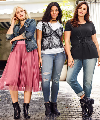 Torrid Reveals Fall 2017 Campaign Featuring Candice Huffine
