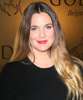 Drew Barrymore and Daughter Olive Have Their Hair Done Together