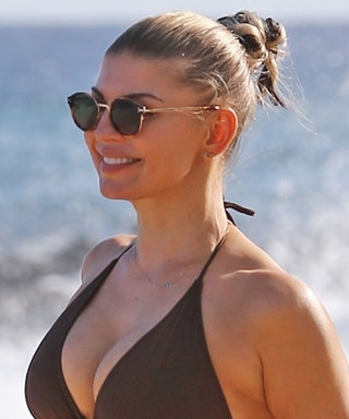 Fergie Shows Off Her Impressive Bikini Bod in Hawaii