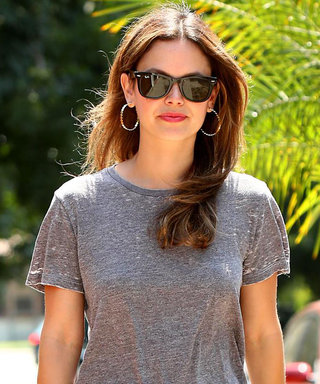 Rachel Bilson Slays in $40 Old Navy Jeans You'll Want to Buy, Stat