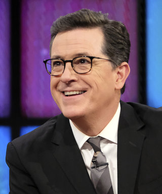 "Stephen Colbert on His Daily Routine—And What ""DTF"" Means at the Late Show Office"
