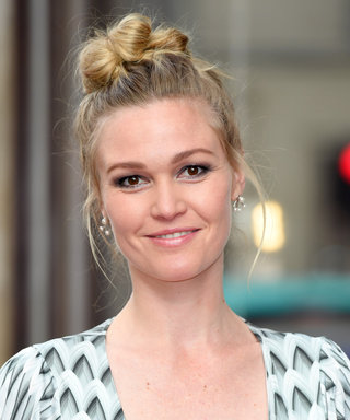 Julia Stiles Reponds to Mommy Shamers Who Criticized How She Held Her Baby
