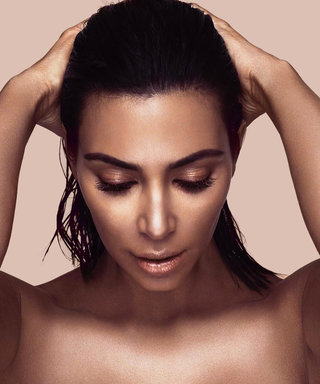 Kim Kardashian Dropped a Huge Hint About the Next KKW Beauty Product