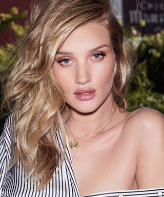 Rosie Huntington-Whiteley Shot Paige's New Campaign While Pregnant
