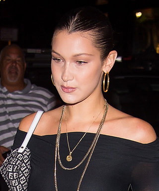 """Bella Hadid Takes a Tumble in Stiletto Boots Stamped """"For Walking"""""""
