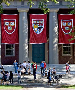 Harvard's Incoming Class Is Majority Non-White for the First Time in History