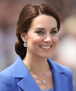 Kate Middleton Is Breathing New Life Into This '80s Fashion Staple