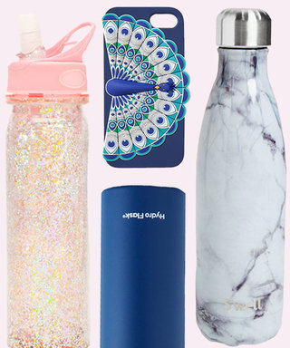Chic Water Bottles That Will Match Your Cell Phone Case