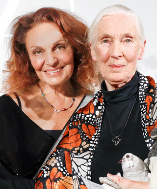 Jane Goodall and DVF Talk Social Media, Activism, and Animals