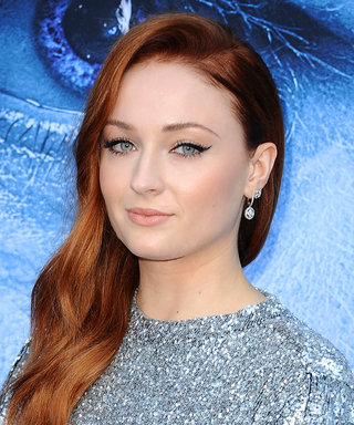 Sophie Turner SaysHer Social Media FollowingLanded Her a Role Over Another Actress