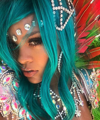 Rihanna's Nearly Naked Festival Costume Might Be Her Sexiest Look to Date