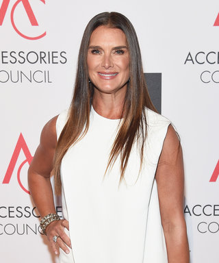Brooke Shields Has a Tip for Stepping Out of a Car While Wearing a Short Dress